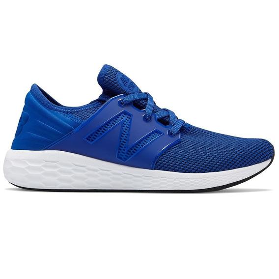 Zapatilla New Balance Mcruzrc2 Azul Hombre Running