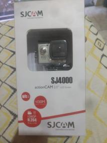 Camera Sjcam Sj 4000 Sem Wi Fi
