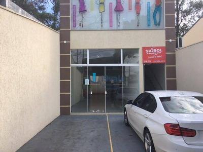 Excelente Ponto Comercial Com 2 Pavimentos No Jardim Satélite, Já Alugado - Ca0729