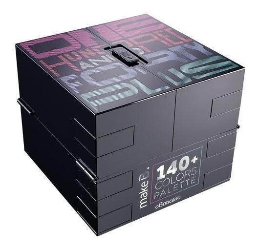 Make B. Palette Maquiagem 140 + Colors { Pronta Entrega }