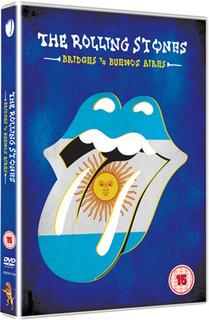 Rolling Stones Bridges To Buenos Aires Dvd 2019