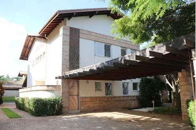 Casa Residencial Para Venda E Locação, Condomínio Vale Do Itamaracá, Valinhos. - Ca2842