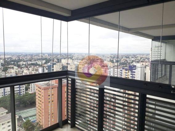 Apartamento Duplex Com 2 Dormitórios À Venda, 109 M² Por R$ 1.030.000 - Água Verde - Curitiba/pr - Ad0006