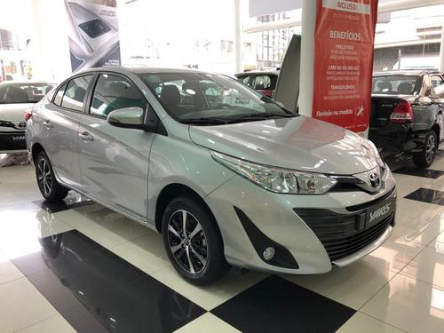 Toyota Yaris Xs Connect Sedan 1.5 Flex 16v Aut.