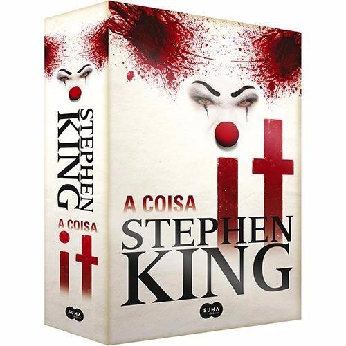 Livro It A Coisa Stephen King Suspense Terror - Frete Grátis
