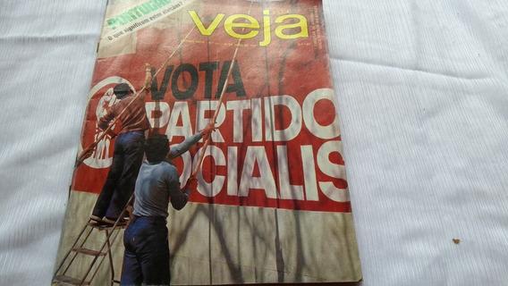 Revista Veja Nr 347 Abril 1975 Eleições Ney Matogrosso Etc