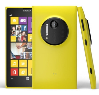 Nokia Lumia 1020 64gb 41mp Dualcore 1.5ghz 4g Libre Amarillo