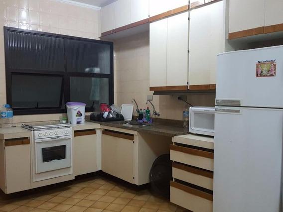Apartamento Residencial À Venda, Centro, Guarujá. - Ap0833