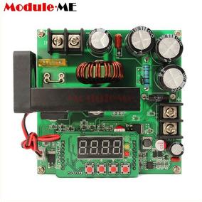 Conversor De Tensao Dc/dc Boost - 8-60 V Para 10-120 V