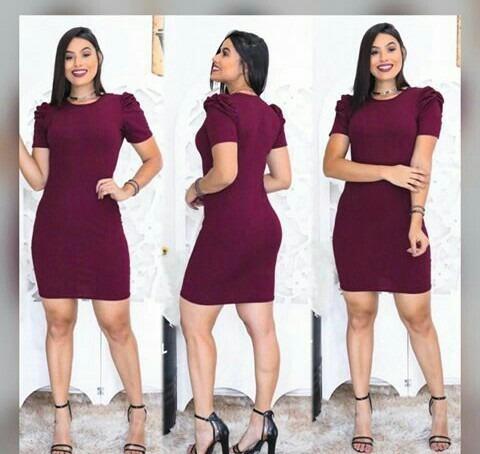 Vestido Feminino Princesa Moda Instagram Promocao Pronta Ent