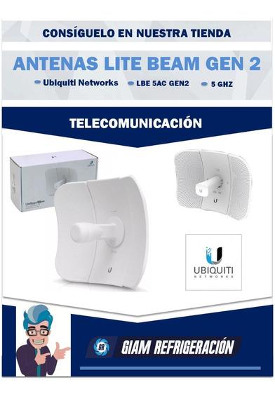 Antena Lite Beam 5ac Gen2 Ubiquiti 78t