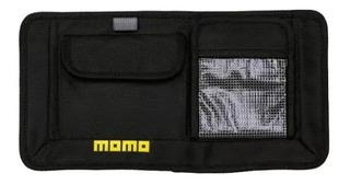 Organizador De Visera Momo Italy Para Auto Universal Co 003