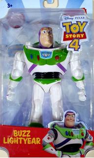 Muñeco Buzz Lightyear 13cm Toy Story 4 Disney Ecasa Valente
