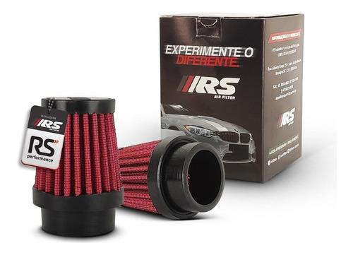 Filtro De Ar Esportivo 35mm P/ Respiro De Óleo Reutilizável