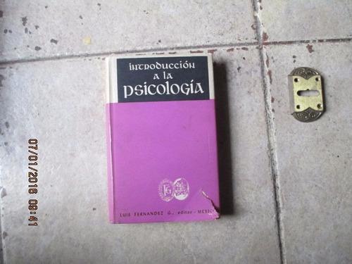 Introduccion A La Psicologia - Ismael Diego Perez