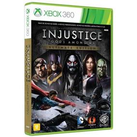 Injustice Gods Among Us Ultimate Edition - Xbox 360