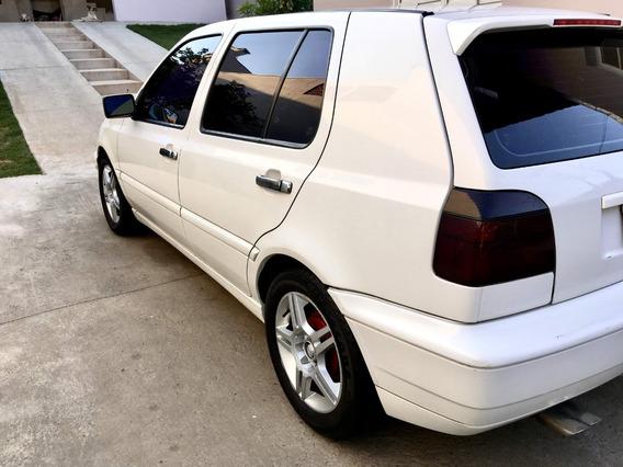Golf Mk3 Glx 2.0 1996 Branco 4 Portas (completo)