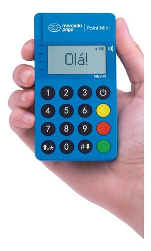 Imagem 1 de 4 de Maquina De Cartão  Do Mercado Pago (nova Me30s)