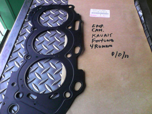 Empacadura Cam. Kavak/fortu/4runner To.11116-31010 Izq Metal
