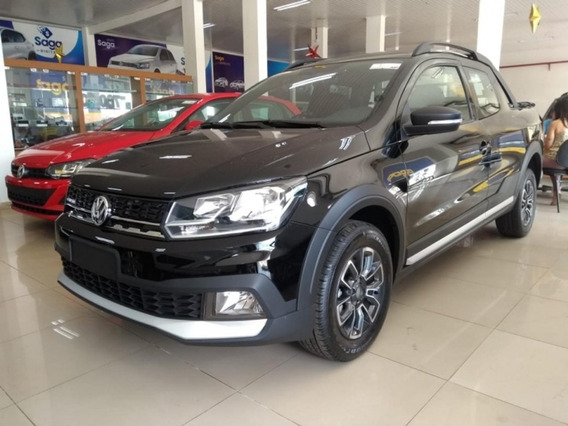 Volkswagen Saveiro 1.6 Cross 2019/2020 Cd 0km