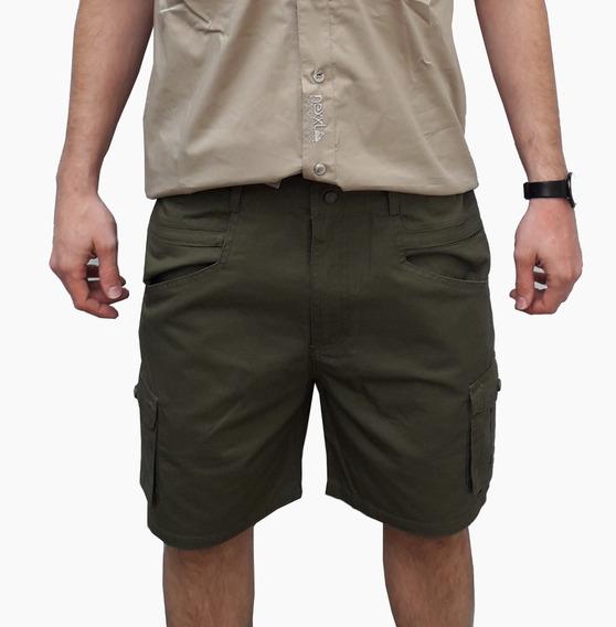 Pantalon Bermuda Nexxt Cargo Hombre