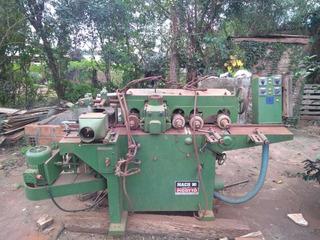 Maquina Machimbradora
