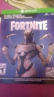Fornite + 2000 Pavos .eon . Xbox One Codigo...