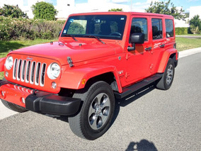 Jeep Wrangler 3.6 Unlimited Sahara 4x4 At