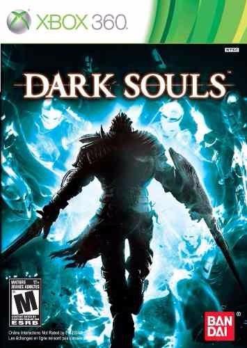 Dark Souls (mídia Física) - Xbox 360 (novo)