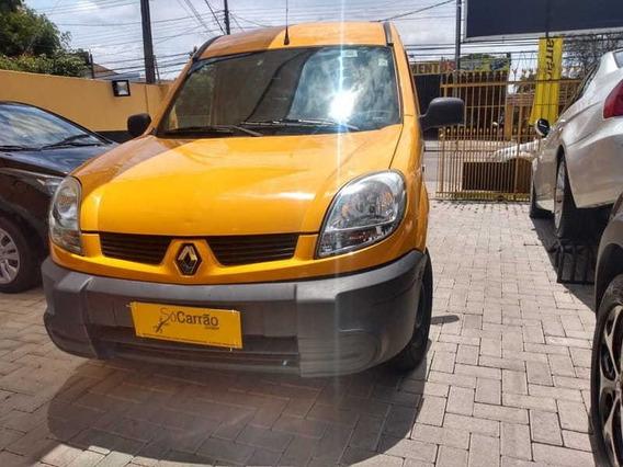 Renault Kangoo Express 1.6 16v (hi-flex) 4p