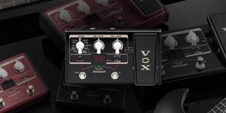 Vox Stomplab 2g Sl 2g Pedal 104 Efectos Para Guitarra