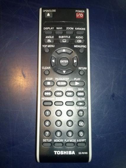 Controles Para Dvd Toshiba Se-r0185 Nuevos!!!