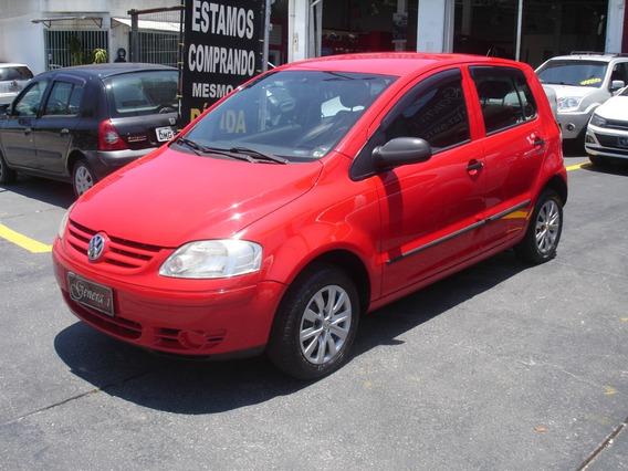 Vw-volkswagen Fox 1.0 Flex 2005 Impecável