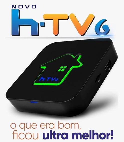 Aparelho H Original Tvbox6 Plus Para Smart Tv