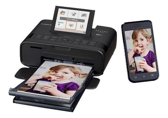 Impressora Fotográfica Portátil Canon Cp1300 Envio Imediato