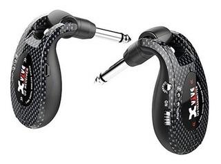 Sistema De Microfono Inalambrico Guitarra O Bajo Carbon