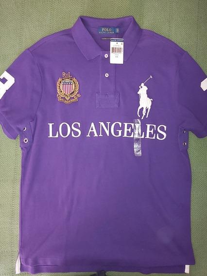 Polo Ralph Lauren Los Angeles Original Nueva