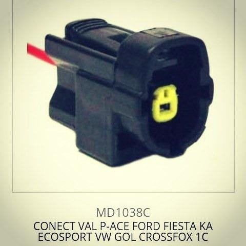 Conector Valvula Presion Aceite Ecosport/fiesta/ka/vw Gol 1p