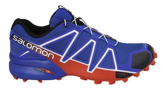 Zapatillas Salomon Speedcross4 -weekendpesca-envios 383132