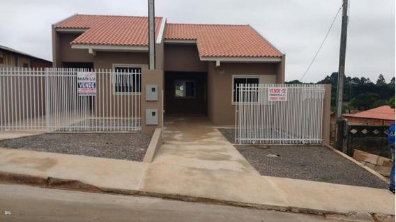 Casa Para Venda Em Ponta Grossa, Contorno, 3 Dormitórios - Jbu-0001_1-1051326