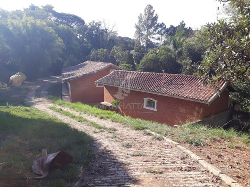 Chácara À Venda Em Condomínio Chácaras Do Alto Da Nova Campinas - Ch001213