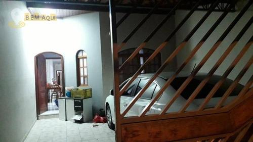 Imagem 1 de 20 de Casa Com 3 Dormitórios À Venda, 120 M² Por R$ 360.000,00 - São Luiz - Itu/sp - Ca1272