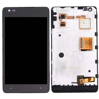 Nokia Repuesto Pantalla Lcd Para Lumia 900 Screen Negro