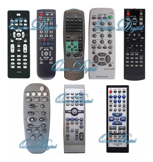 Controles Remotos Para Equipos De Audio Municomponentes Ef