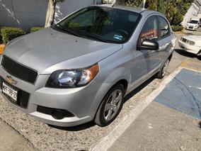 Chevrolet Aveo 2013 4p Ls 5vel A/a