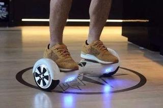 Smart Balance Hoverboard Skate Elétrico C/ Bluetooth + B