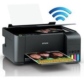 Impresora Multifuncion Epson Ecotamk L3150 Wifi