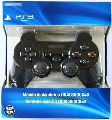 Controle Sem Fio Ps3 Da Sony