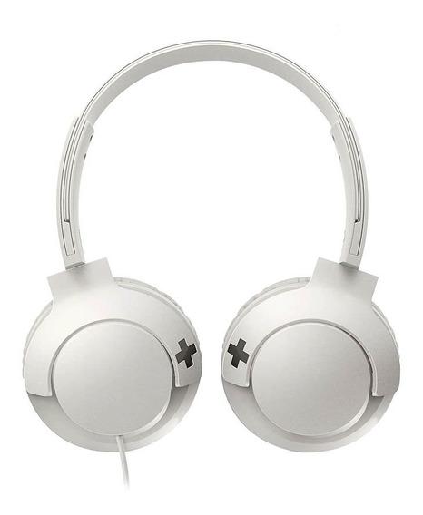 Fone De Ouvido Over Ear Shl3075 Philips Branco - Ac1944