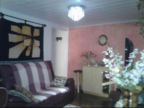 Imagem 1 de 7 de Casa Para Venda Por R$340.000,00 Com 140m², 2 Dormitórios, 2 Vagas E 1 Banheiro - Vila Ema, São Paulo / Sp - Bdi35659